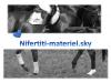 Nifertiti-materiel
