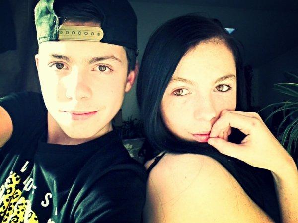 Ma soeur & Moi !