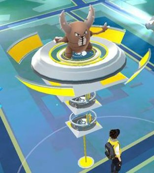 Présentation jeu et tuto : Pokemon go
