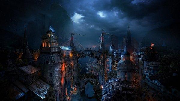 """[Fiction """"RP""""] Les villes de Grimgard"""