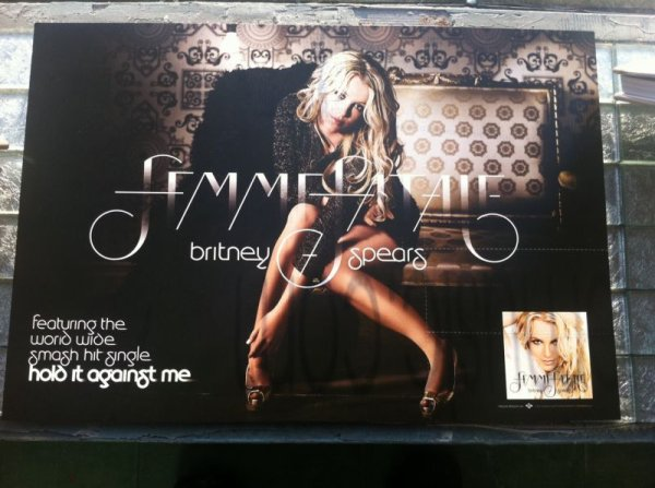 Tracklist Femme Fatale Britney Spears