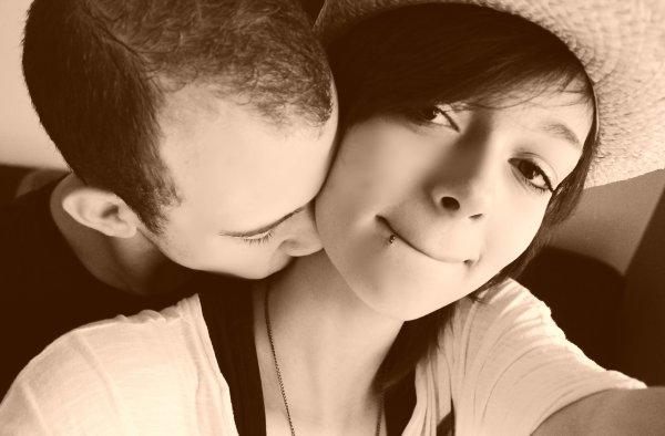 Parce que je t'aime.