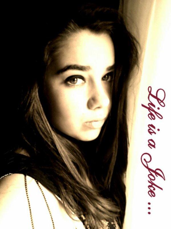 Ma new photo profil Facebook ;)