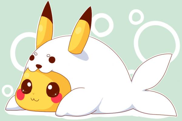 Pkachuuu♥