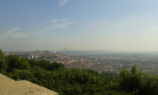 Hier, sortie scolaire à Lyon