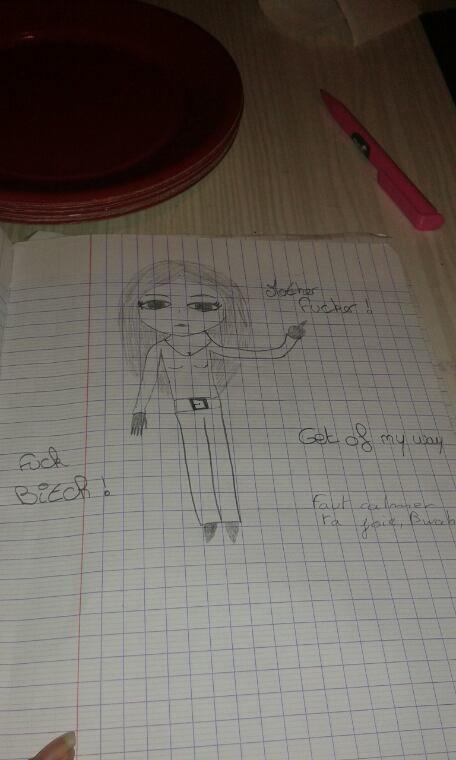 Mes dessins...merdiques -_-'