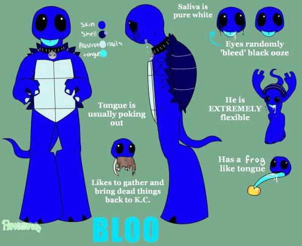 Bloo & K.C