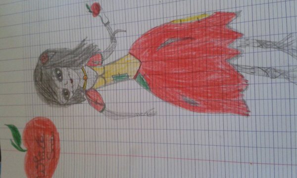 Je suis une m**** en dessin...