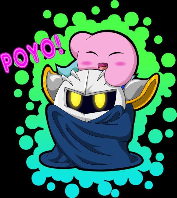 Kirby & Meta Knight