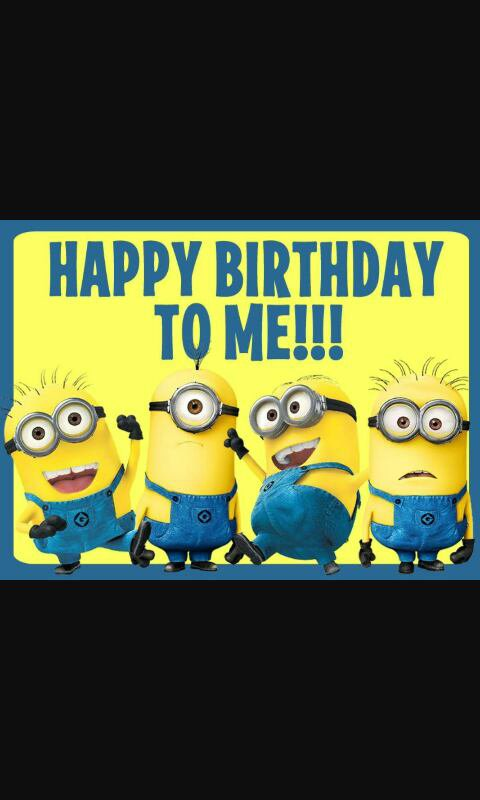 It's my birthday!!!!!!!