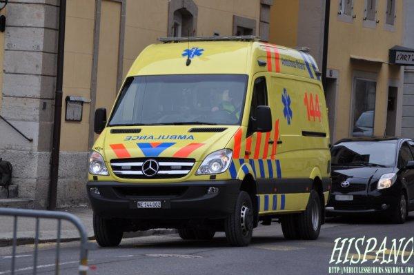 Ambulance Roland