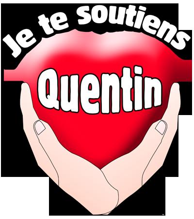 SOUTIEN POUR QUENTIN