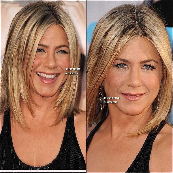 . Event's  ~ Jennifer à l'avant-première d'Horrible Bosses, à Los Angeles, d'autre star étaient présentent.    .