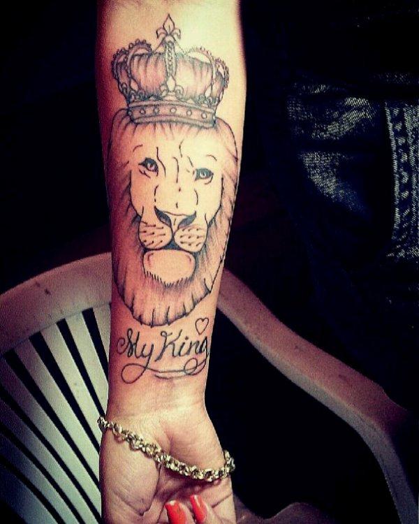 Mon 3ème tatouages, Kdo NOËL en avance ?????