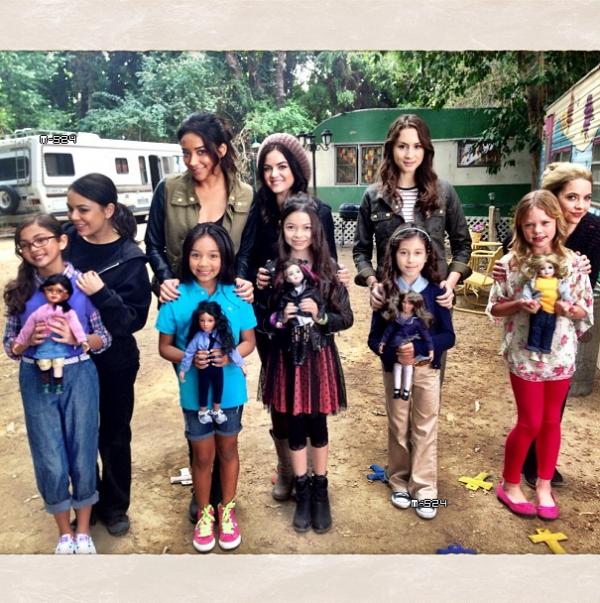 Le 17, 18, 20 & 21 mars 2013 : La semaine de Shay
