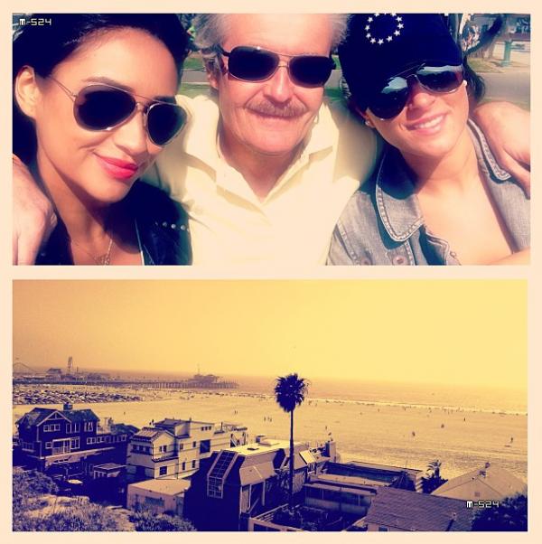 Le 24 mars 2013 : Un après-midi en famille