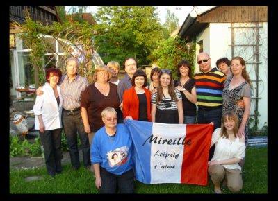 Einladung für echte Mireille Mathieu Fans weltweit