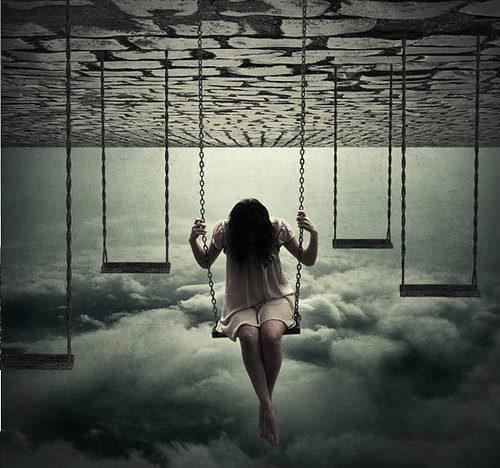 """""""Je crois que l'homme rêve uniquement pour ne pas cesser de voir."""" Johann Wolfgang von Goethe"""