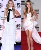 .  Choisi(e) la plus belle robe portée par Miley   .