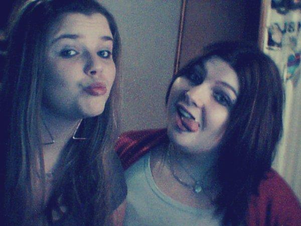 Ma sister d'Amour, Rien qu'a moi. ♥