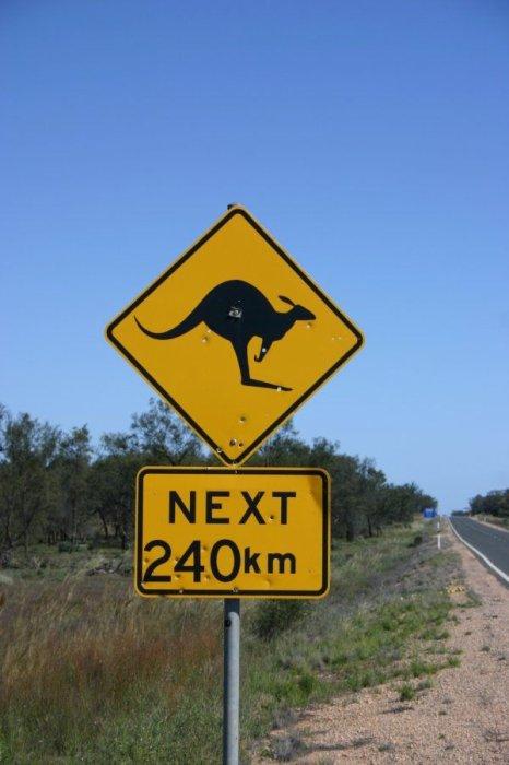 Le voyage d'une exchange student en Australie....