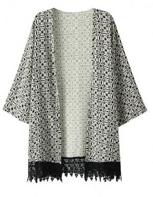 [Mode #8] Avalanche de kimonos - Léa