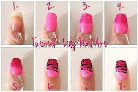 - Tuto nail art ! -