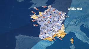 météo du mercredi 28 janvier 2015