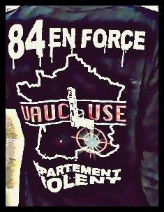 84; Vaucluse Rpz !