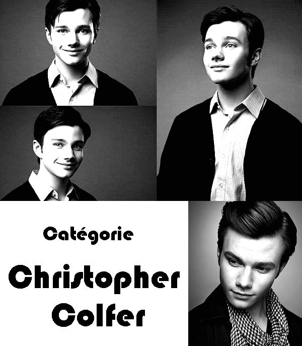 Catégorie: Christopher Colfer
