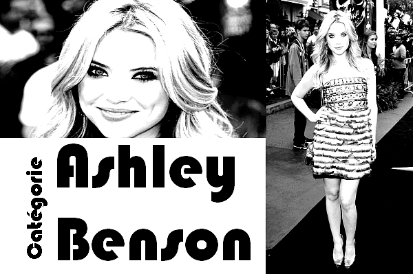 Catégorie: Ashley Benson