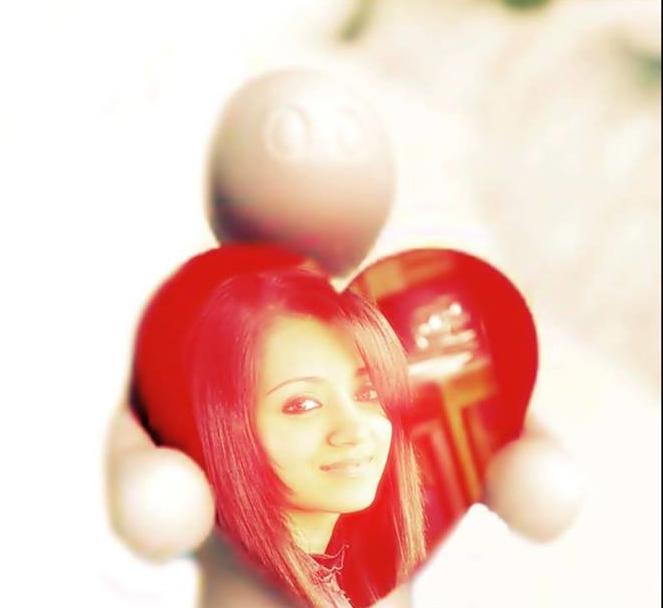 how many likes for trisha's smile?????