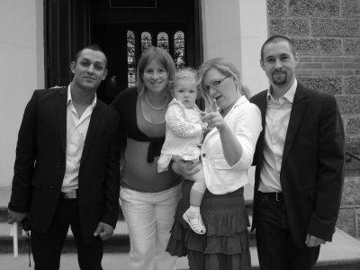 Baptême Céleste
