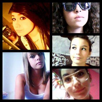 Margaux , Humeyra , Sara , Ilona & Emma ♥