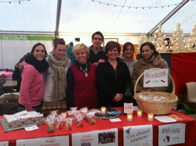 Photos REUNION, MARCHE DE NOEL ...