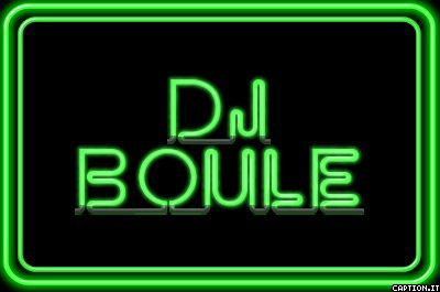 DJ BOULE Extreme Mix