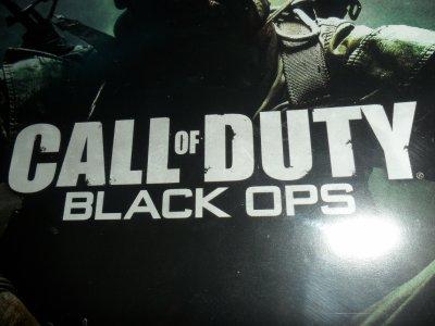 Black Ops avec mon bestho