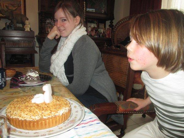 Ma filleule  - 10.04.13 ♥  5 ans déjà ...