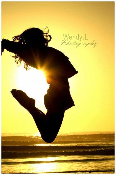 « Le bonheur c'est bon pour la santé »  Omar Sy.