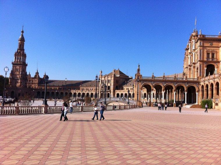 Bienvenido a Sevilla !