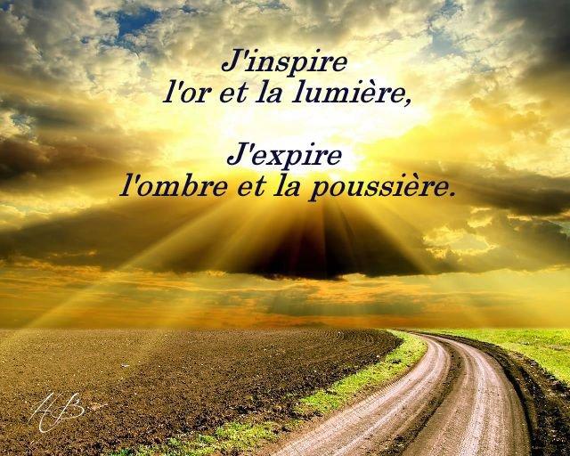 J'inspire, J'expire