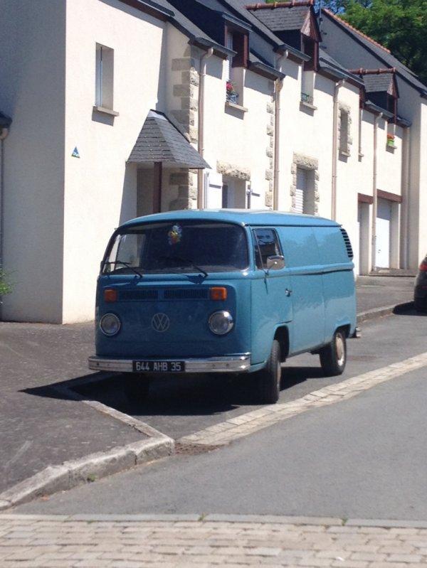 VW de journée