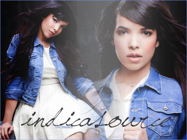 Ta source sur la chanteuse Indila.