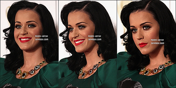 Le 1er Mai 2011: Miss Perry était présente aux « Logie Awards » toujours à Melbourne, en Australie. Katy y a interprêtait « Firework ». Coté tenue: J'adore, c'est rétro et trés original ! La tenue, la coiffure, le make-up, bref, un big top !