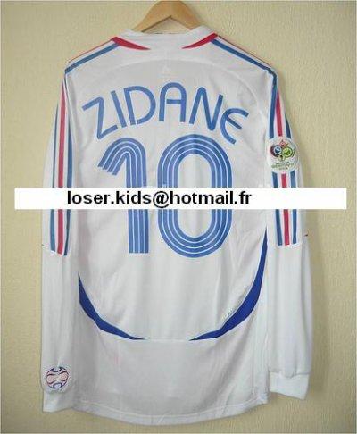 Zidane dos