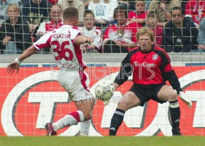 Lukas Podoski (FC Cologne 2003/2004 ultra rare) porté