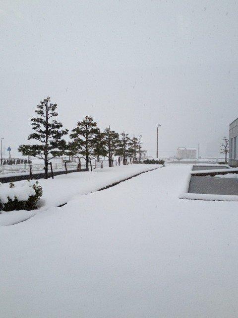 Il neige^^