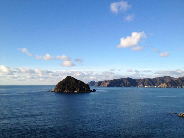 La mer japonais !!!