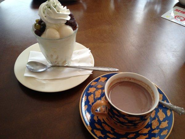 Le temps de Café ^^