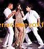 Selena se produit aux Bois Bethel le 5 août 2011.